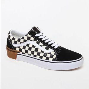 Vans Checkerboard Gum Block